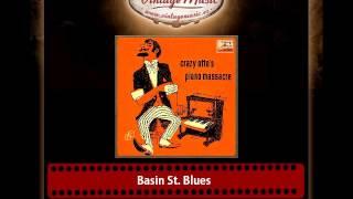 Crazy Otto – Basin St  Blues