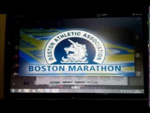 Boston Marathon 2018 Live