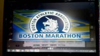 LIve Boston Marathon/2018 (Largada)