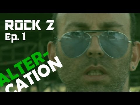 Eddy le Quartier - Le Rock 2 (épisode 1) - Altercation