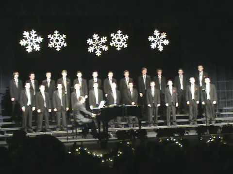 Bountiful High School Phoenix Choir Christmas '09-'10 - Innkeeper [HQ].rv