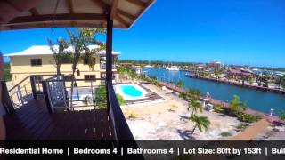 H320 - Boris Mannsfeld & Associates Placencia Belize Real Estate