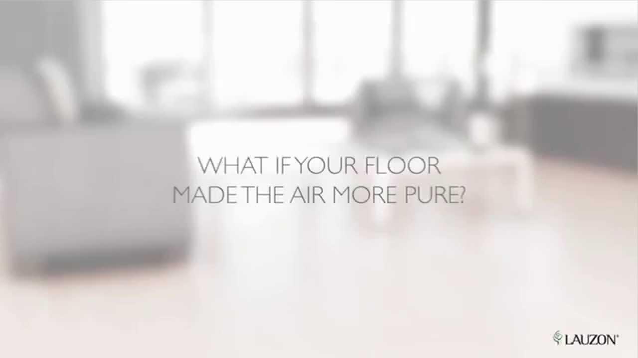 Lauzon Pure Genius Hardwood Flooring Review