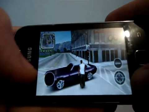 Gangstar West Coast Hustle - Galaxy Y GT-S5360B