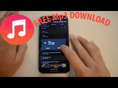 Come scaricare musica gratis su Android no root