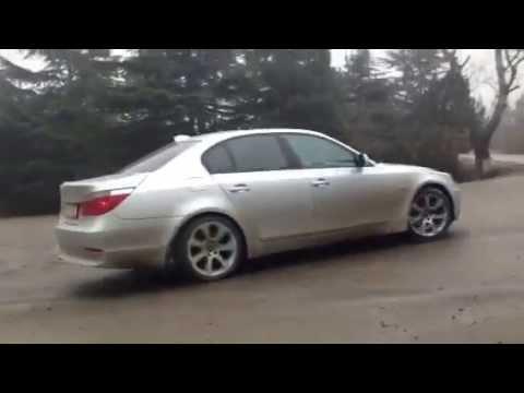 BMW E60 530 DRIFT