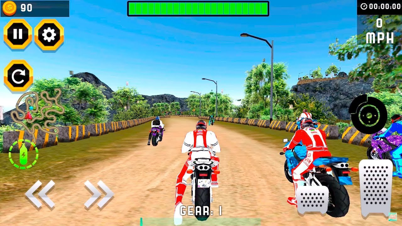 Fast Motor Bike Rider 3d Free Games Download Kids Games