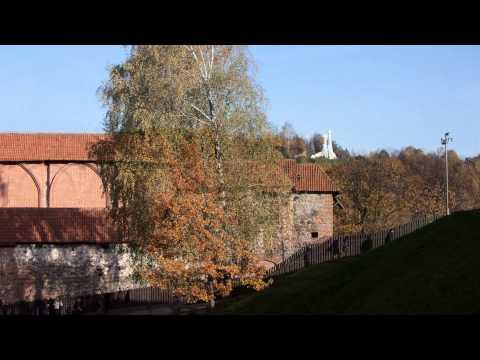 Vilnius - Vilnius lost beauty  2013 - Lithuania. [1080p HD]