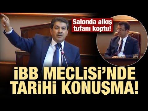 MECLİSTE AKP'DEN İMAMOĞLUNA ''israf'' AYARI! HİZMET DIŞI ARA
