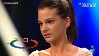 Fenómeno Fan (T2) | Noemí no consigue el apoyo del jurado y se queda fuera