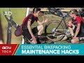 3 Essential Bikepacking Maintenance Hacks