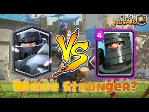 mega knight vs dark prince clash royale live gameplay youtube