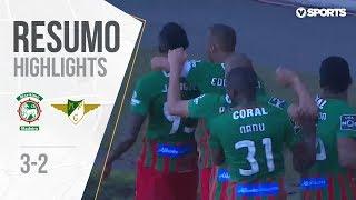 Highlights   Resumo: Marítimo 3-2 Moreirense (Liga 18/19 #25)