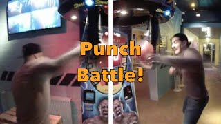 Punch it to the Limit!