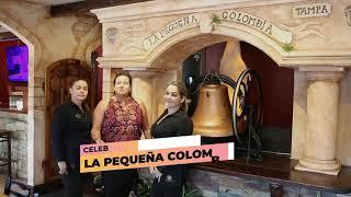 Celebrating Hispanic Heritage Month with La Pequena Colombia!