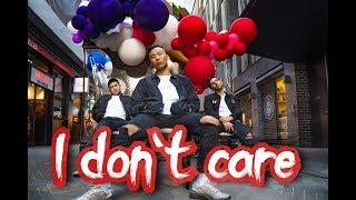 Ed Sheeran & Justin Bieber - I Don't Care - Dance Choreography