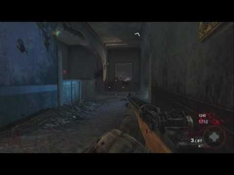 Call of Duty: Black Ops Zombie Glitch on Kino der Toten