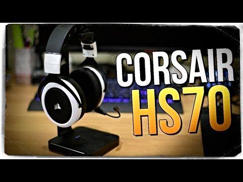 CORSAIR HS70 WIRELESS ● ТОПОВАЯ ГАРНИТУРА ДЛЯ ГЕЙМЕРА?