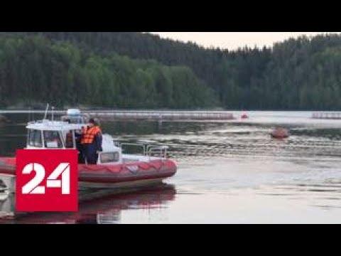 Трагедия на Ладоге: детей с перевернувшейся лодки искали всю ночь