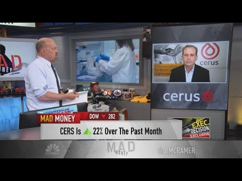 Cerus CEO on