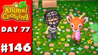 Animal Crossing: New Leaf - Part 146 - Bye Beau! (Nintendo 3DS Gameplay Walkthrough Day 77)