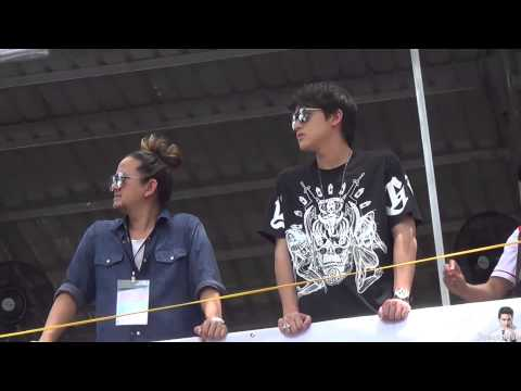[HD] 13 กค 57 ตามติดชีวิตเจมส์ จิรายุ (Toyota MotorSport 2014 Fast Fun Fest @Phuket)