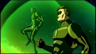 Green Lantern Corps - We are Soldiers