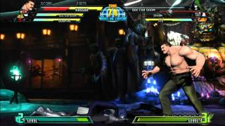 GameSpot Reviews - Marvel vs. Capcom 3: Fate of Two Worlds (PS3, Xbox 360)