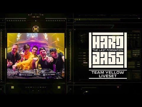 Hard Bass 09.02 | Team Yellow live set