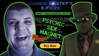 Cosmic Master the Clairvoyant Lady Magnet