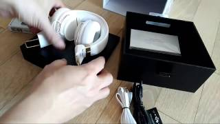 (Unboxing) Sudio Regent blueto…