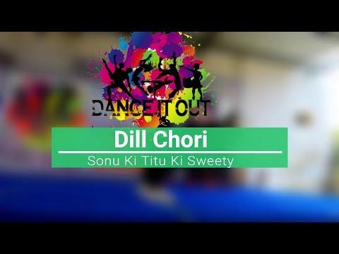 DANCE IT OUT-2| Sankalp Sir Choreography | Dil Chori | Junior Group | Dance Choreography