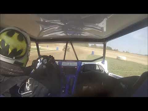 Donald Writesel GoPro @Muskingum County Speedway UTV Practice