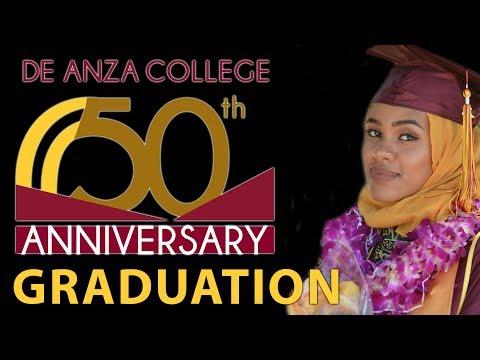 LIVE: 50th Annual Commencement   De Anza College