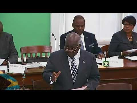 2017-2018 House of Assembly Proceedings (18th Oct. 2017) Morning Session