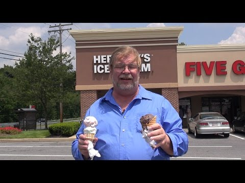 National Ice Cream Day - REAL USA Ep. 174