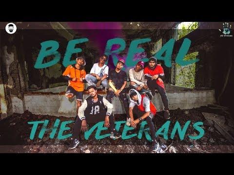 BE REAL - Kid Ink ft DeJLoaf Dance Video | Choreography by Kartik Raja | The Veterans
