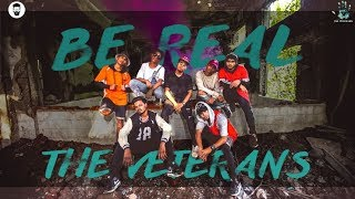 BE REAL - Kid Ink ft DeJLoaf Dance Video | Choreography by Kartik Raja | The Veterans