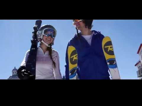 Ski dans les Laurentides - hiver 2018