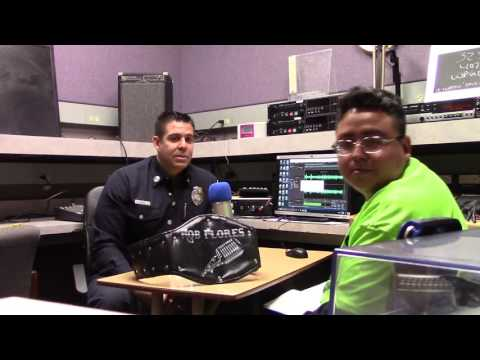 Los Angeles County Fire Department Visits Where People Make a Difference Radio