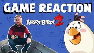 Angry Birds Game Reaction WILD EDITION #2 | Lex vs Angry Birds 2
