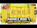 MINECRAFT: LUCKY BLOCKS CASINO ISLAND MAP MOD PVP BATTLE CHALLENGE | Nunan » Lucky Block Mod Deutsch