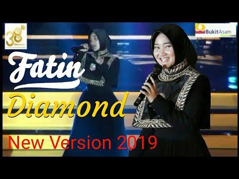 Download Wow Rihanna Cover ! Fatin - DiamondsNew Version 2019Keren Banget! Live in 38th PT Bukit Asam 2019 Mp4 baru