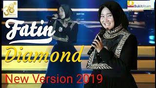 Wow Rihanna Cover ! Fatin - Diamonds(New Version 2019)Keren Banget! Live in 38th PT Bukit Asam 2019