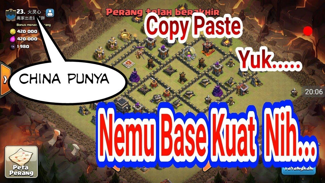 Base War Th 9 Paling Susah Ditembus 5