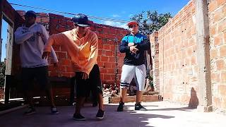 The Jokis - (Dance popping) 2017 Baile Trap hip-hop Paraguay Freestyle