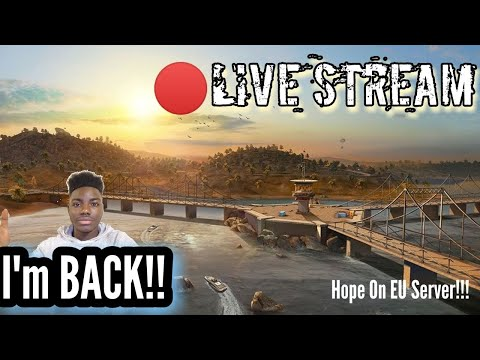 Rules Of Survival Live Stream //W Subs // I'm Back!!!