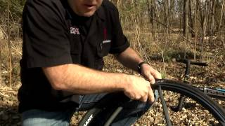 texas cycling network tech tips flat rear tire