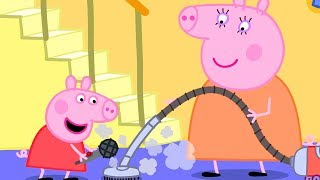 peppa-pig-official-channel-new-season-peppa-pig-records-funny-music