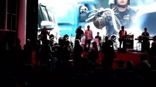 Joe p Project nyanyi lagu jambrud di acara HDCI Bandung